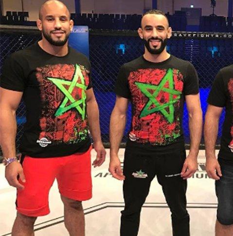 ZOONAMO Marokko t-shirt