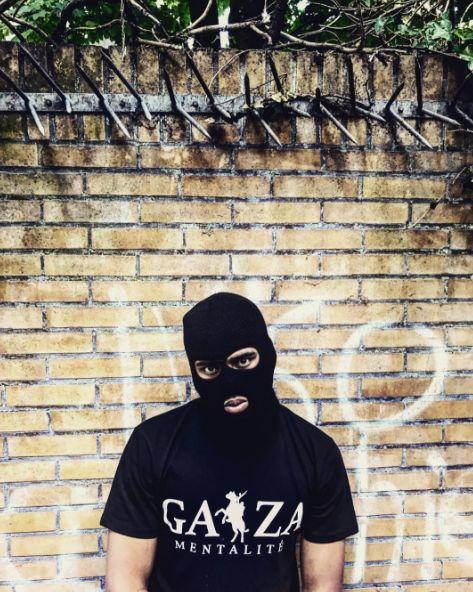 ARTIKEL29 Gaza Mentalité t-shirt