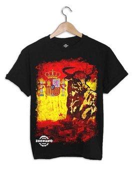 ZOONAMO Spanje t-shirt