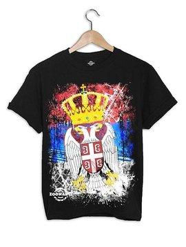 ZOONAMO Servië t-shirt