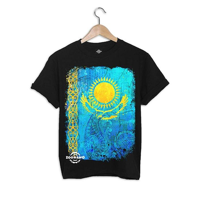 ZOONAMO Kazachstan t-shirt