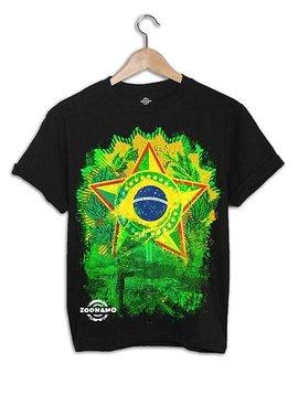 ZOONAMO Brazilië t-shirt