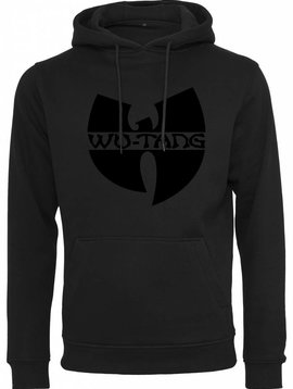 Wu-Wear Black Logo Hoody