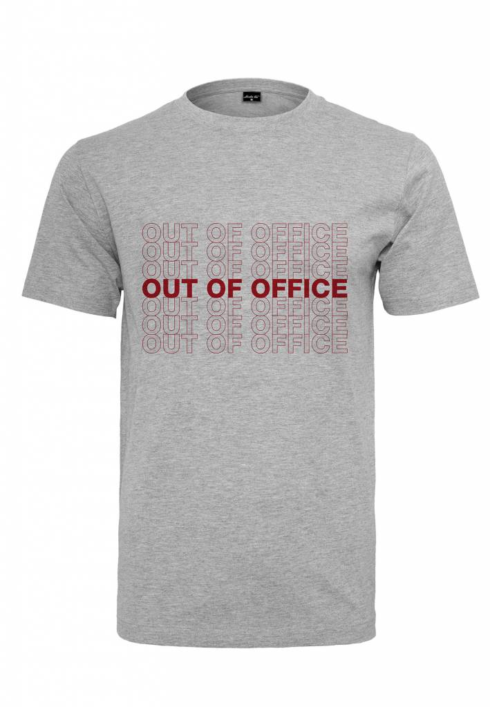 MR. TEE OUT OF OFFICE