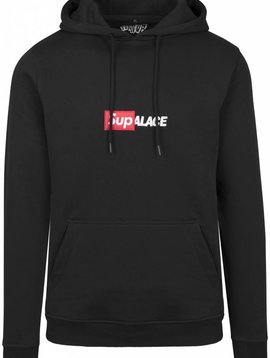 turn up. supalace collab hoodie.