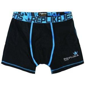 Replika Boxershort 99794 schwarz 7XL