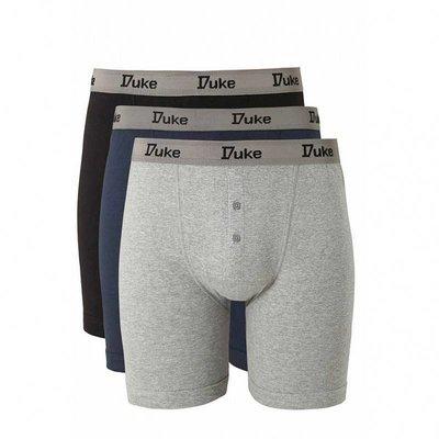 Duke/D555 Boxershorts (3 Stück Verpackung) 2XL