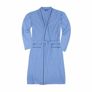 Bademantel Adamo 119264 blau 6XL