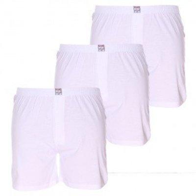 Adamo boxers weiß 129610/100 6XL