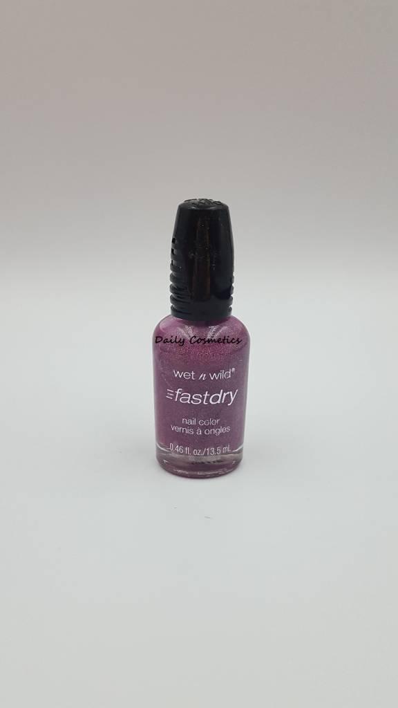 Wet N Wild Fast Dry Nail Polish - Daily Cosmetics