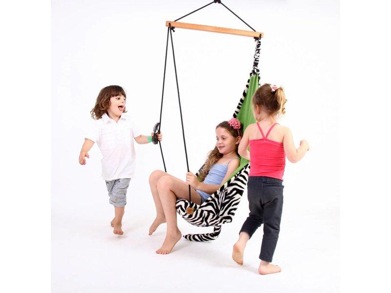 Amazonas Kinderhangstoel 'Hang Mini' Zebra