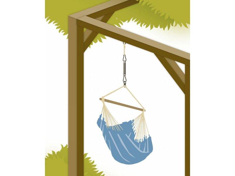 La Siesta Hangstoelbevestiging - Seguro Confort