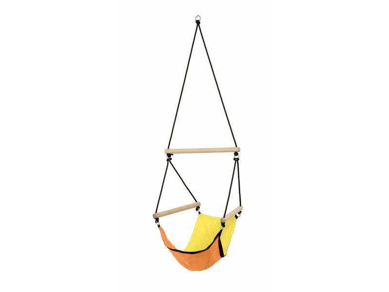 Kinderhangstoel 'Kid's Swinger' Yellow