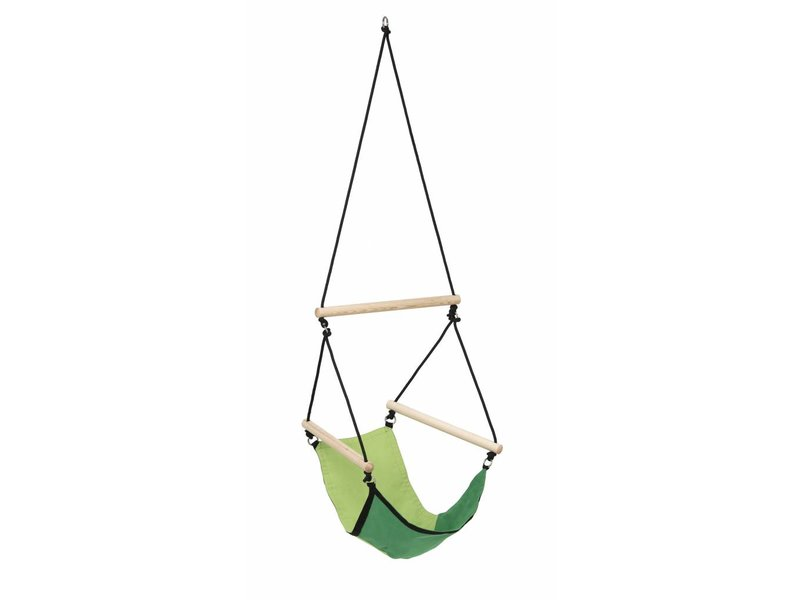 Kinderhangstoel 'Kid's Swinger' Green