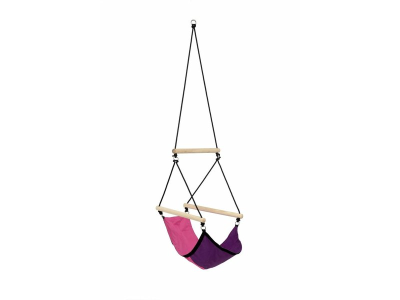 Kinderhangstoel 'Kid's Swinger' Pink