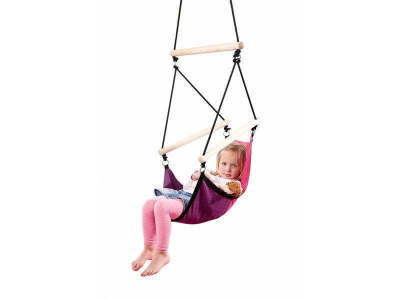 Amazonas Kinderhangstoel 'Kid's Swinger' Pink