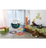 La Siesta Kinderhangstoel 'Kid's Globo' Green