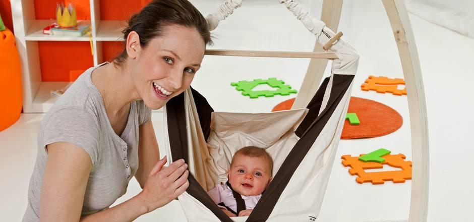 Waarom een babyhangmat kopen?