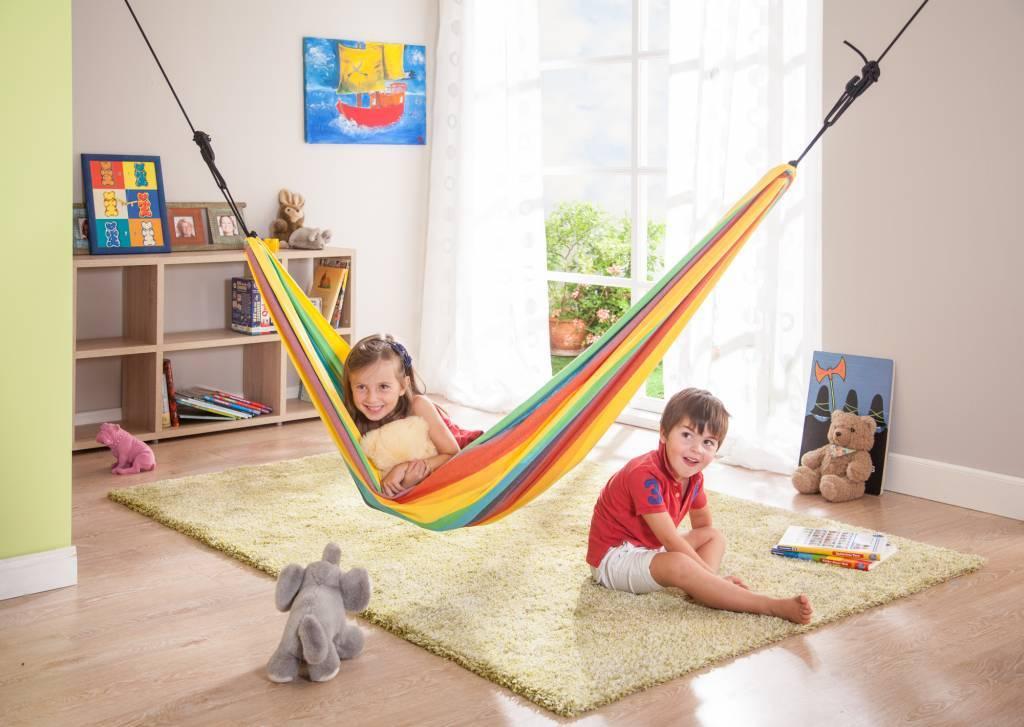 Hangmat of hangstoel als Sinterklaas cadeau