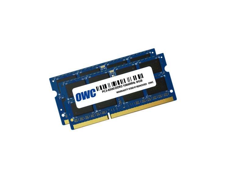 OWC OWC 16GB RAM kit (2x8GB) MacBook Pro Mitte 2010