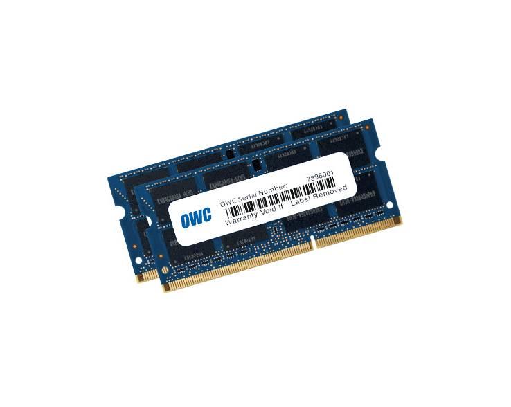 OWC OWC 16GB RAM kit (2x8GB) MacBook Pro Anfang 2011 zu Ende 2011