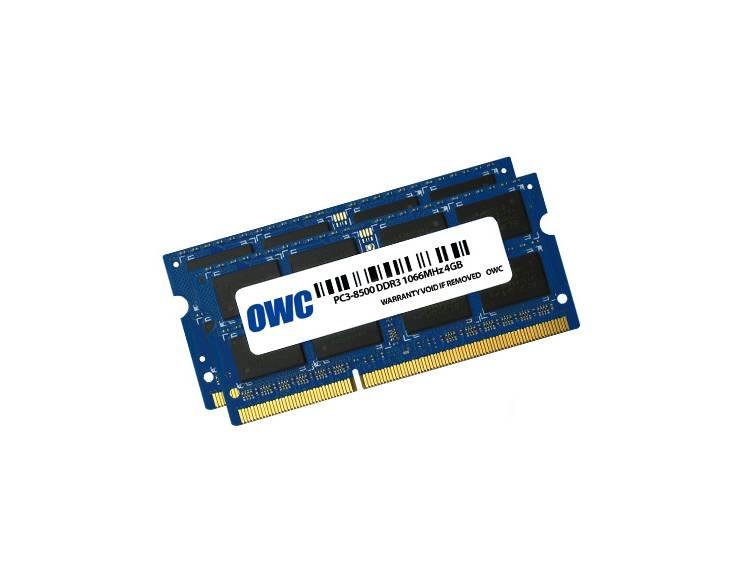 OWC OWC 8GB RAM Kit (2x4GB) iMac Anfang 2009 zu Ende 2009