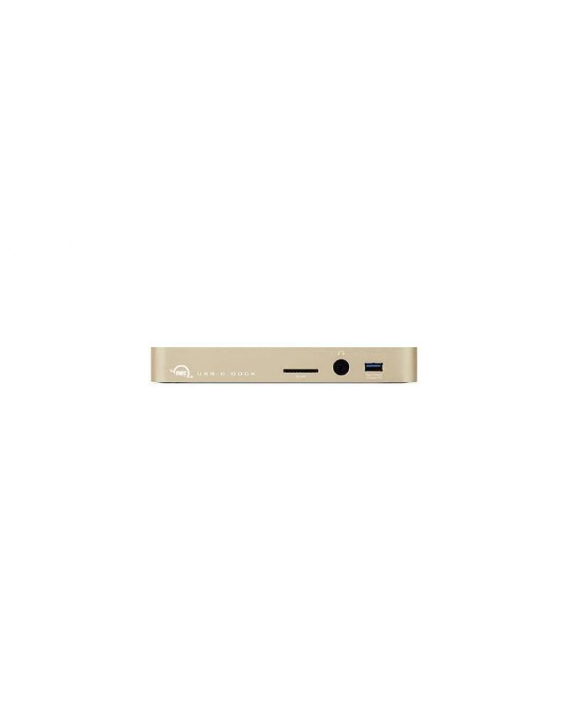 OWC OWC USB-C Dock - Gold