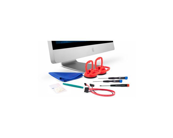 """OWC OWC SSD-Upgrade-Kit für den iMac 27"""" Modell 2011 mit werkzeug"""