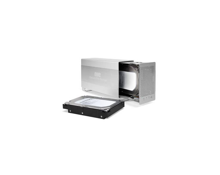 OWC OWC Mercury Elite Pro Dual USB3.0 / Firewire 800