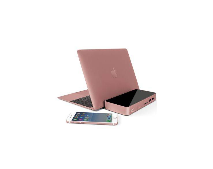 OWC OWC USB-C Dock (Rosé Gold)