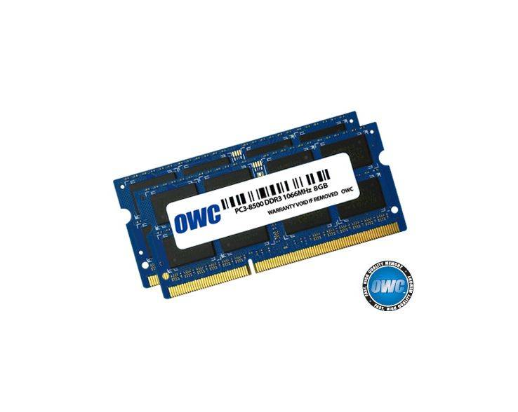 OWC OWC 16GB RAM kit (2x8GB) iMac 27 Zoll Ende 2009 (i5 & i7)