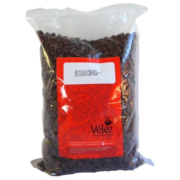 Lojano koffiebonen, 1 kilo