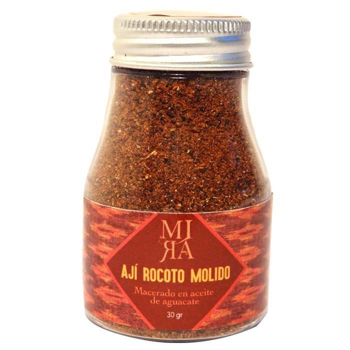 Chilipeper, ají Rocoto Molido, Ecuador, 30 g