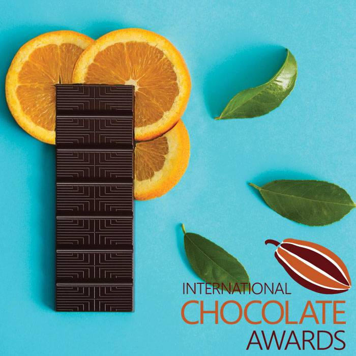 Bronze International Chocolate Award Americas 2017 voor Hoja Verde