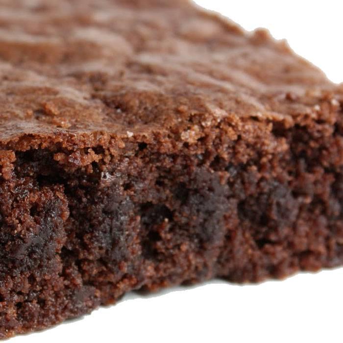 Brownie met Hoja Verde 100% chocolade