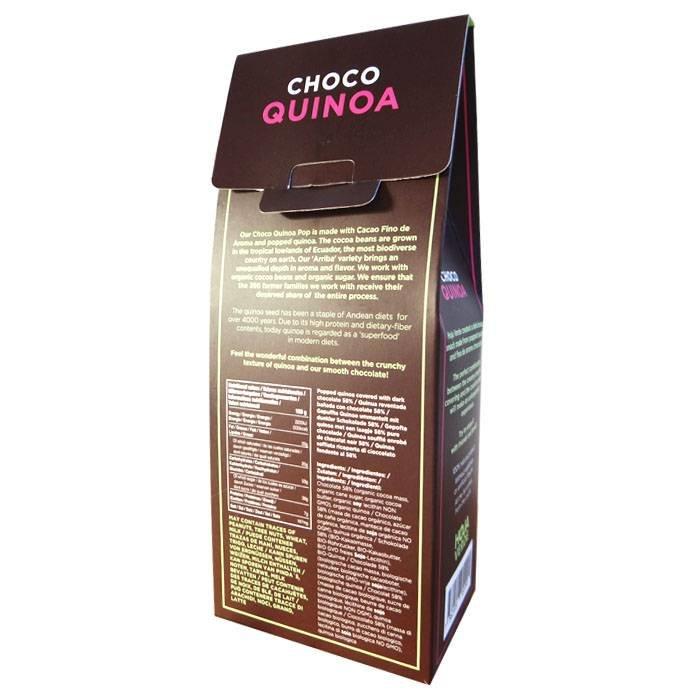 Choco Quinoa, 100 g, BIO, Kosher, Ecuador