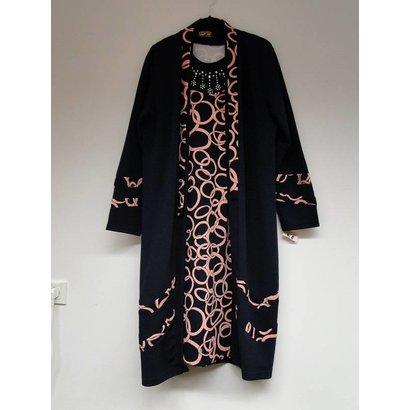 3fcfc3b2e25526 set kleedje en jasje - Aysha s fashion