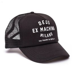 Deus Milano Address Trucker Cap