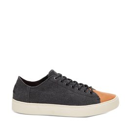 Toms Lenox Sneaker Leather Toe