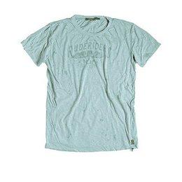 Rude Riders T-shirt Crew Pistons Green