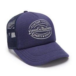 Deus Mike Trucker Cap