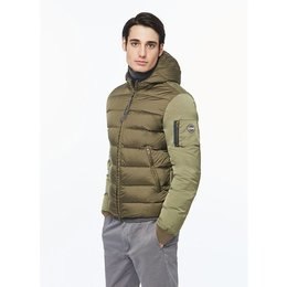 Colmar Down Jacket System Army Green