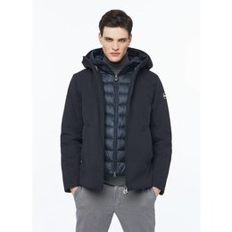 Colmar Down Jacket Riddle Dark Blue