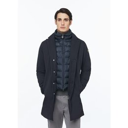 Colmar Down Parka Jacket Riddle Dark Blue