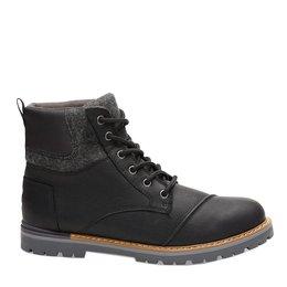 Toms Ashland Waterproof Boot Leather Wool