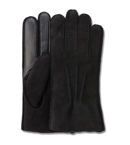 UGG  Sheepskin Smart Glove Black