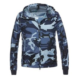 Blauer Chris Lightweight Camouflage Jacket
