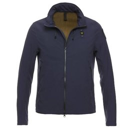 Blauer Softshell Sports Jacket