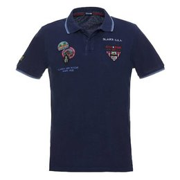 Blauer Special Agent Polo