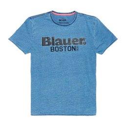 Blauer Jersey T-shirt Blauer Boston 1936